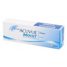 Acuvue Moist, 30 линз