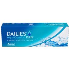 Dailies Aqua Comfort Plus, 30 линз