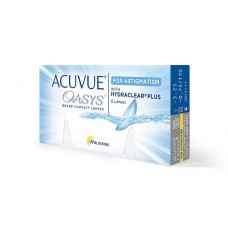 Acuvue Oasys for Astigmatism, 6 линз